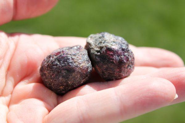 Rhodolite Garnet ethically sourced