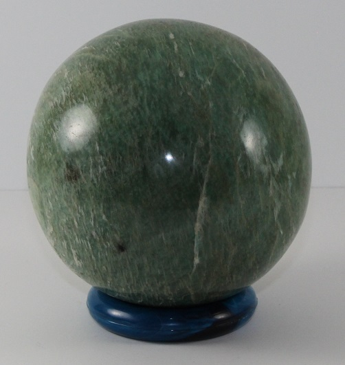 Amazonite sphere hand made ethical source