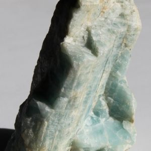 aquamarine large raw crystal natural colour ethical source