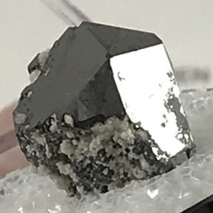 rare bixbyite large crystal ethically sourced