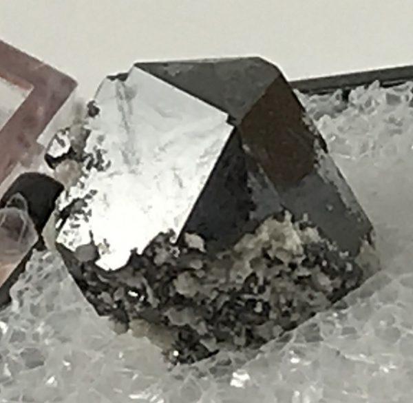 bixbyite crystal rare large ethically mined