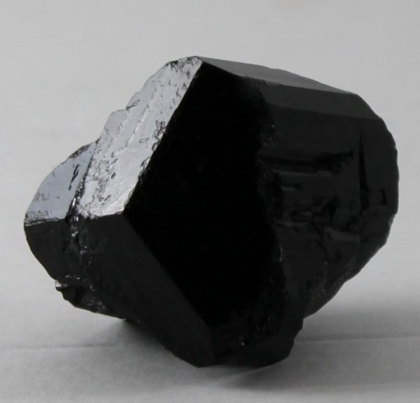 Black tourmaline crystal Namibia ethically sourced