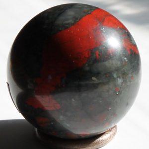 Bloodstone Sphere