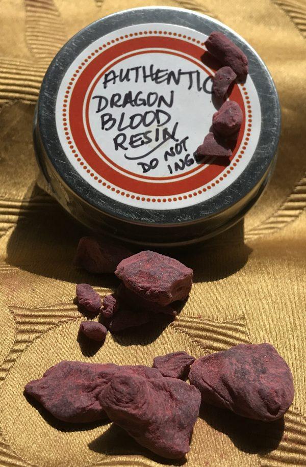 Dragon Blood Resin Incense