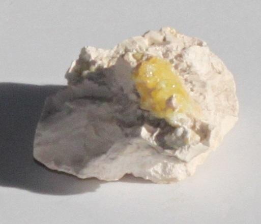 Ettringite specimen
