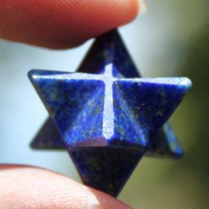 lapis lazuli merkaba sacred geometry 1