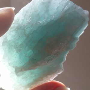 raw aquamarine ethically sourced