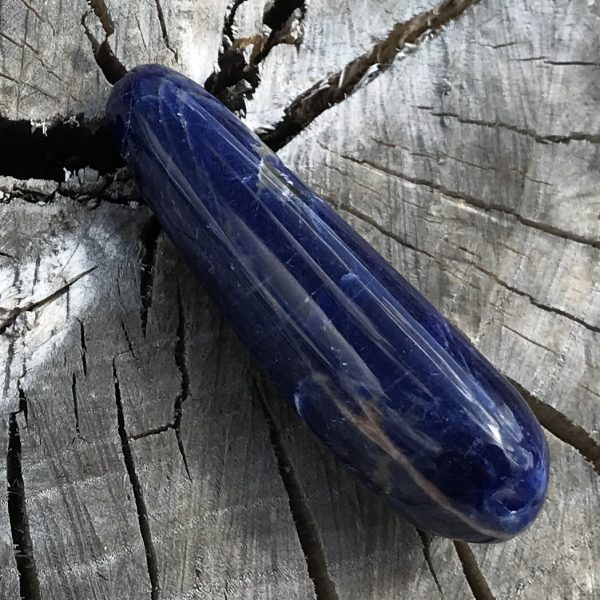 Sodalite small polished wands ethically sourced