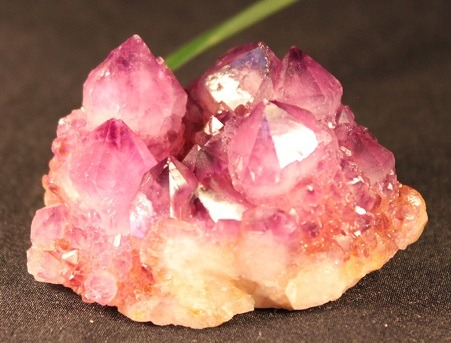 spirit quartz amethyst
