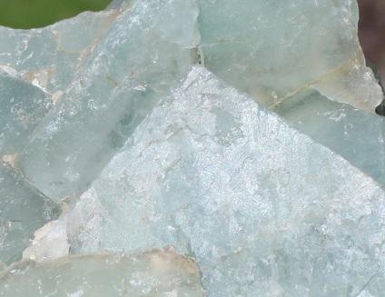 jumbo green Fluorite crystal ethically sourced